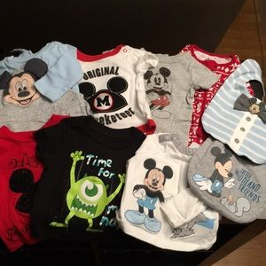 Disney Baby 0-3 month clothing